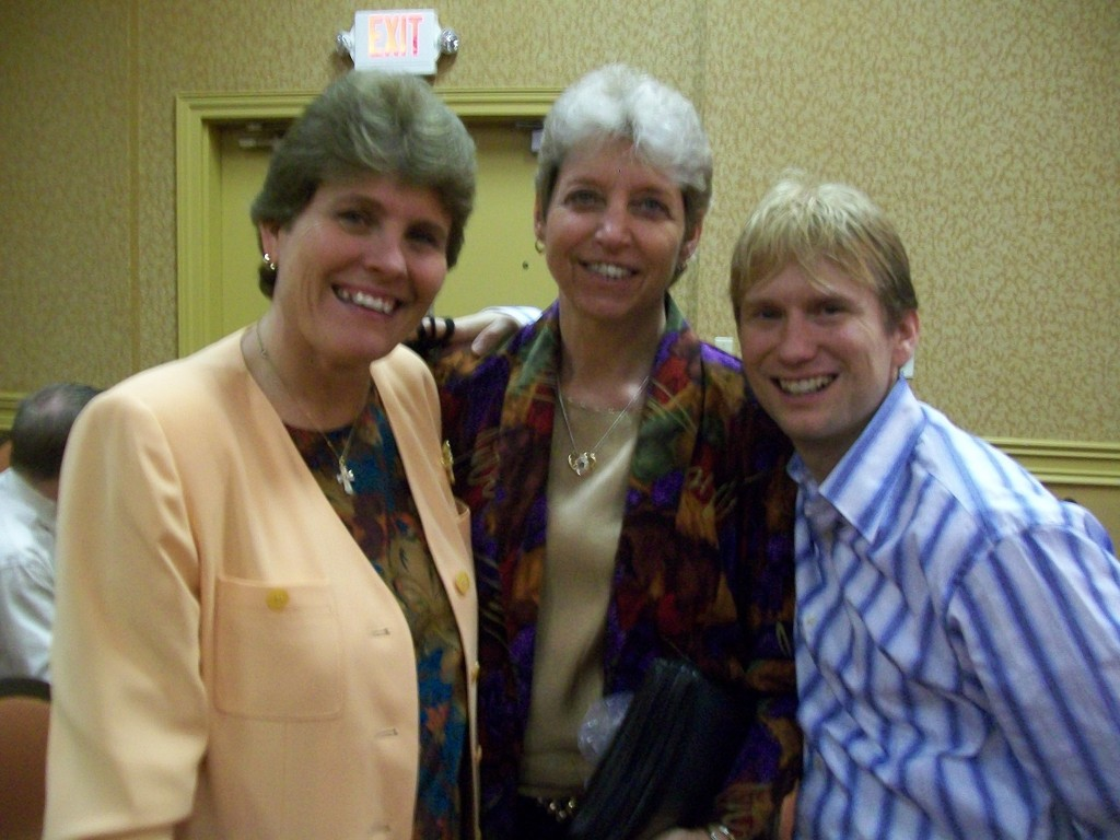 Pastors Dianna, Deb & Eric