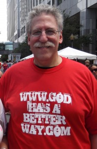 """God Has a Better Way""  (than) Michael Brown"