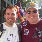 Joseph & Beau. gay Christians