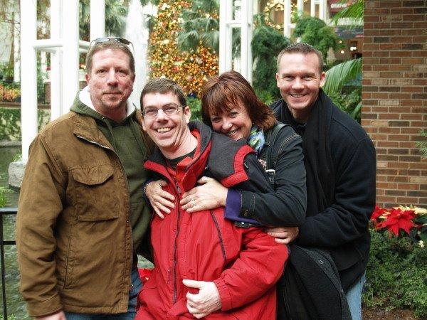 With Jeff, Bill  & Ryan
