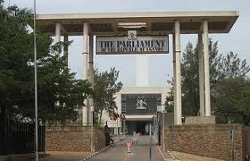 the Ugandan Parliament